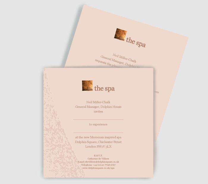 Spa-Invites