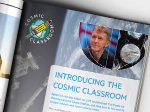 TES – Cosmic Classroom