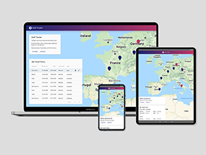 Foreign and Commonwealth Office (FCO) – Staff travel tracking app.
